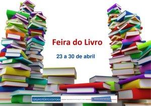 Feira do Livro - 23 a 30 de abril