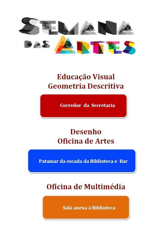 Semana das Artes - Exposições