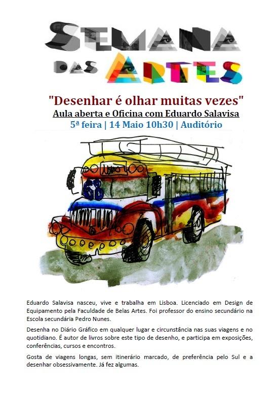 Semana das Artes - Salavisa