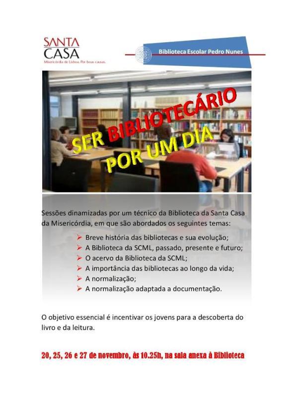 Cartaz Bibliotecário por um dia-jpg