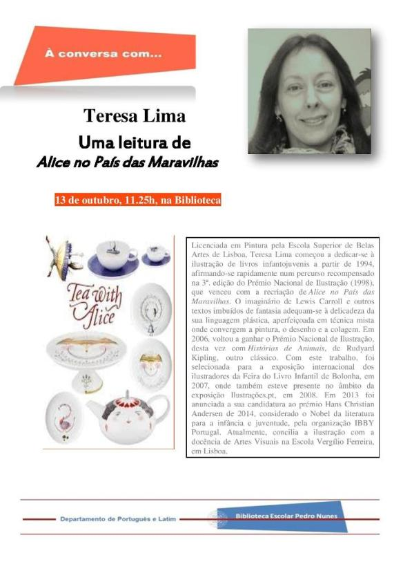Cartaz da Teresa Lima - jpg