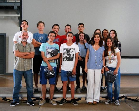 Ensino Secundário - 10º E - 2014-2015