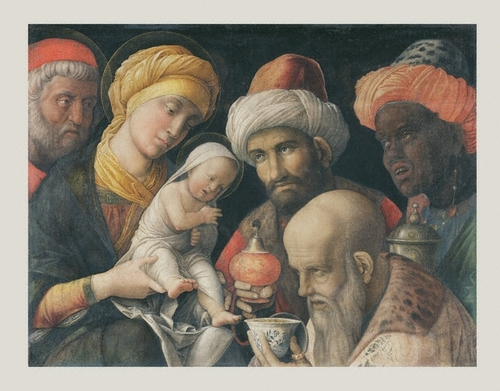 mantegna- os tres reis magos